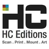 HC Editions Mobile Logo