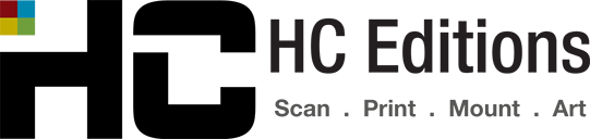 HC Editions Logo